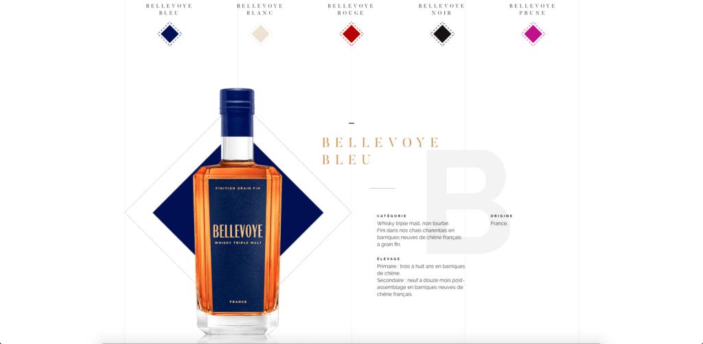 Bellevoye Site internet